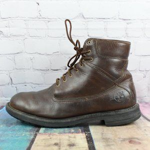 TIMBERLAND Outdoor Comfort Chukka Ankle Boots 10